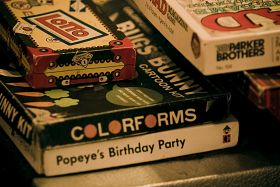 Popeye's Birthday Party