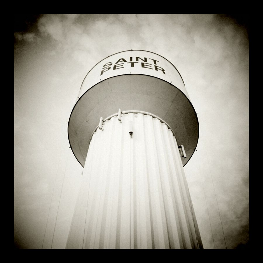 Saint Peter Water Tower